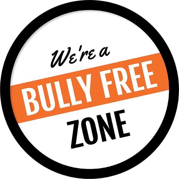 Bully-Free Zone logo