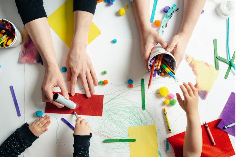 Virtual - Toddler/Preschool Craft