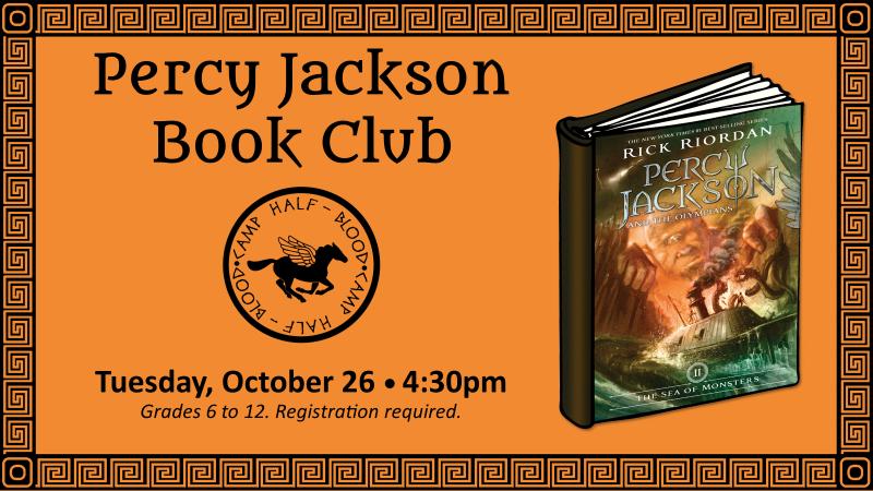 Percy Jackson club