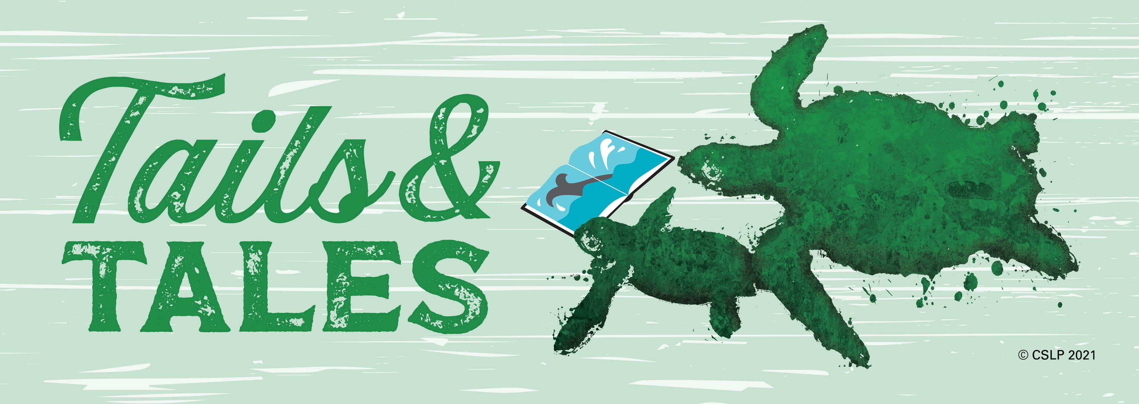 Tales and Tails - Summer Reading 2021