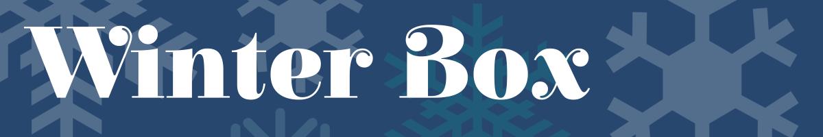 Teen Subscription Box - Winter