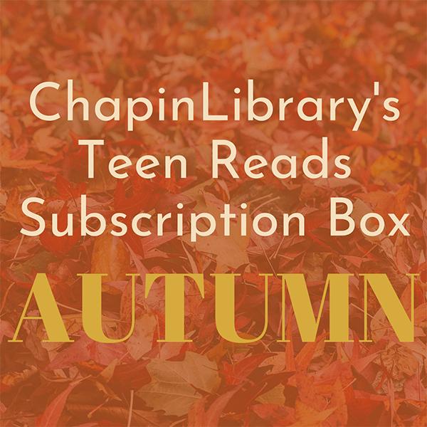 Teens Read Autumn Box