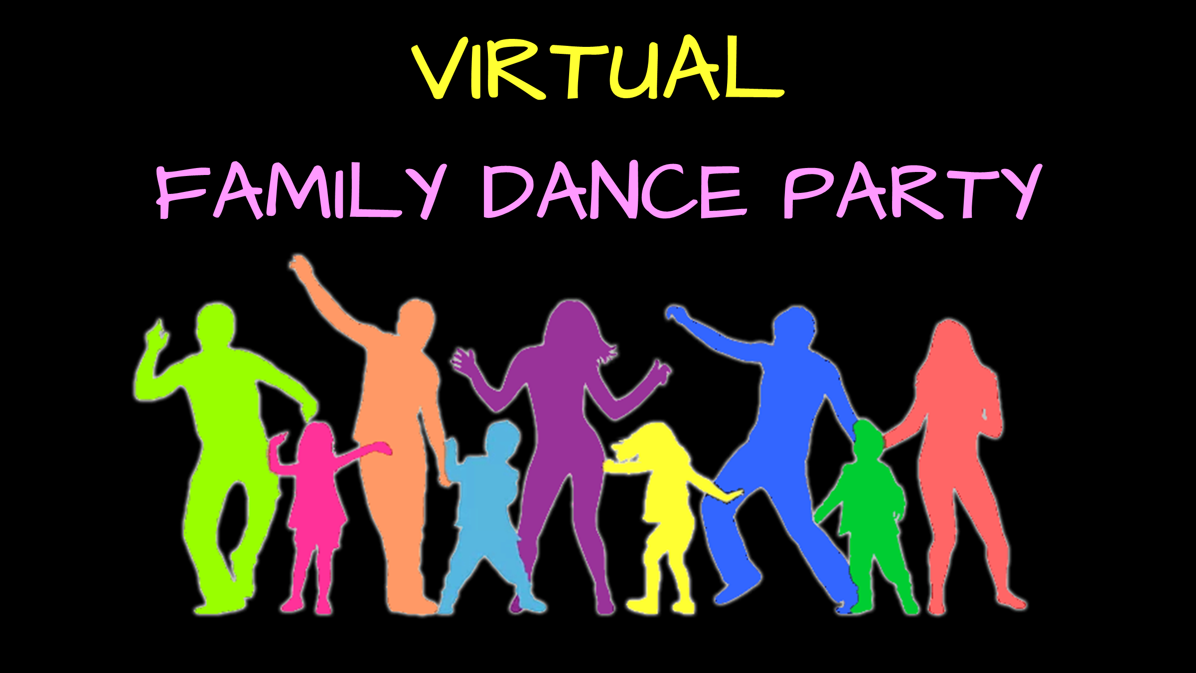 Virtual ZOOM - Family Dance Party