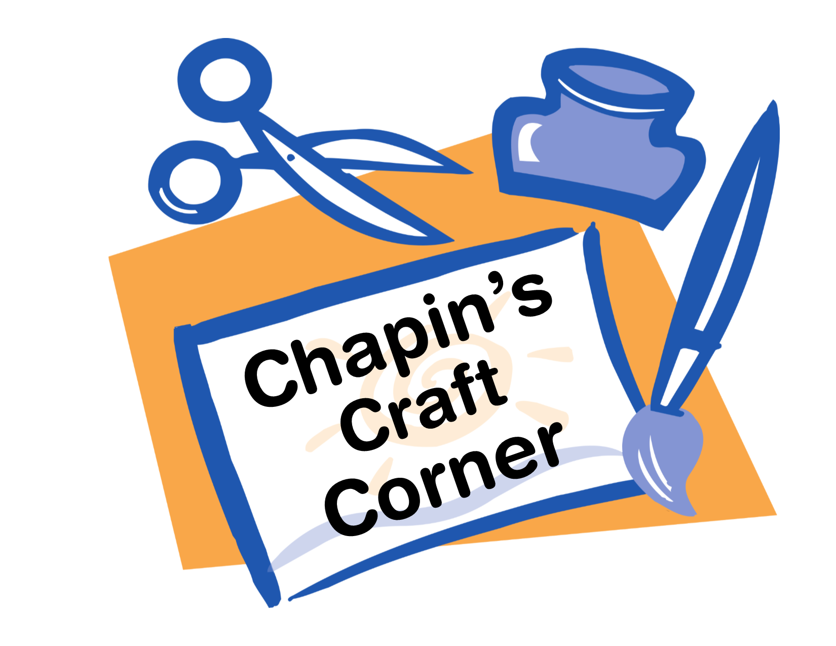 Virtual Chapin Craft Corner: Paper Quilling